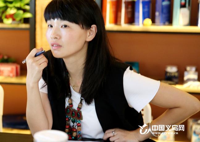 """""""太阳女神""""朱阳瑾――创业者中的创业导师"""
