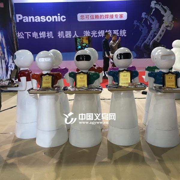 装博快报|装博会上有啥新奇好玩的东西?中国义乌网记者带你去逛逛