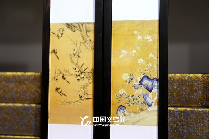 """义乌博物馆首次亮相 义乌""""李清照""""倪仁吉作品现身"""
