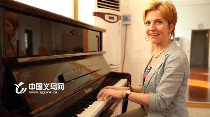 外国人在义乌 Nadiya:来自乌克兰的音乐老师