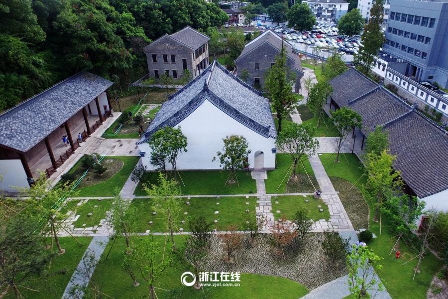 杭州弥陀寺古建筑群重获新生