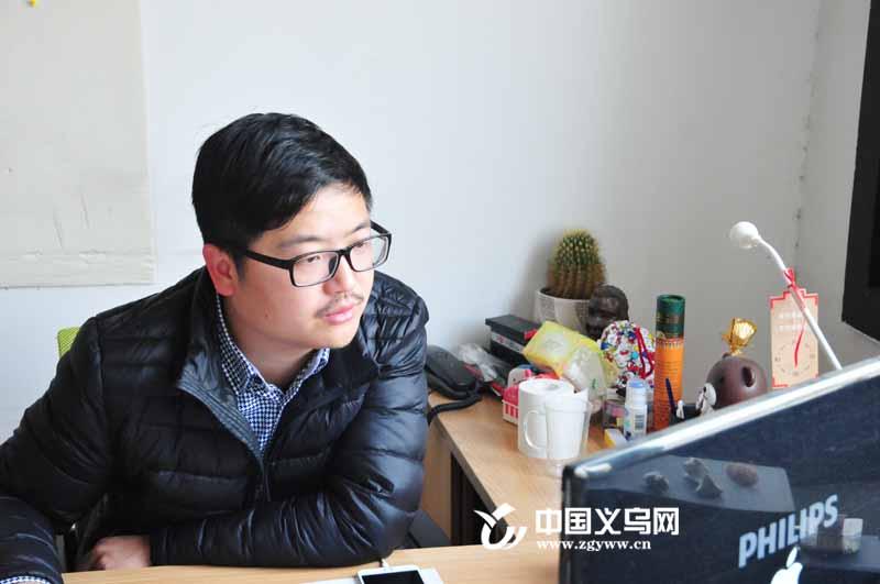 """刘沛龙:义乌工业设计领域""""先锋投手"""""""