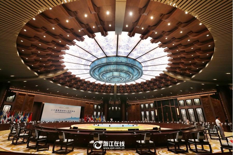 展大国风范融江南韵味 探访杭州国际博览中心