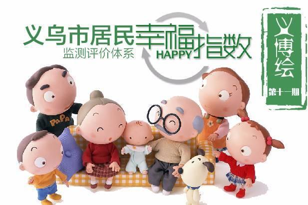 义博绘⑪义乌市居民幸福指数监测评价体系