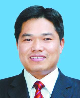 中共义乌市委书记盛秋平同志