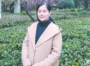 诸葛胜花:从人民教师到人大代表
