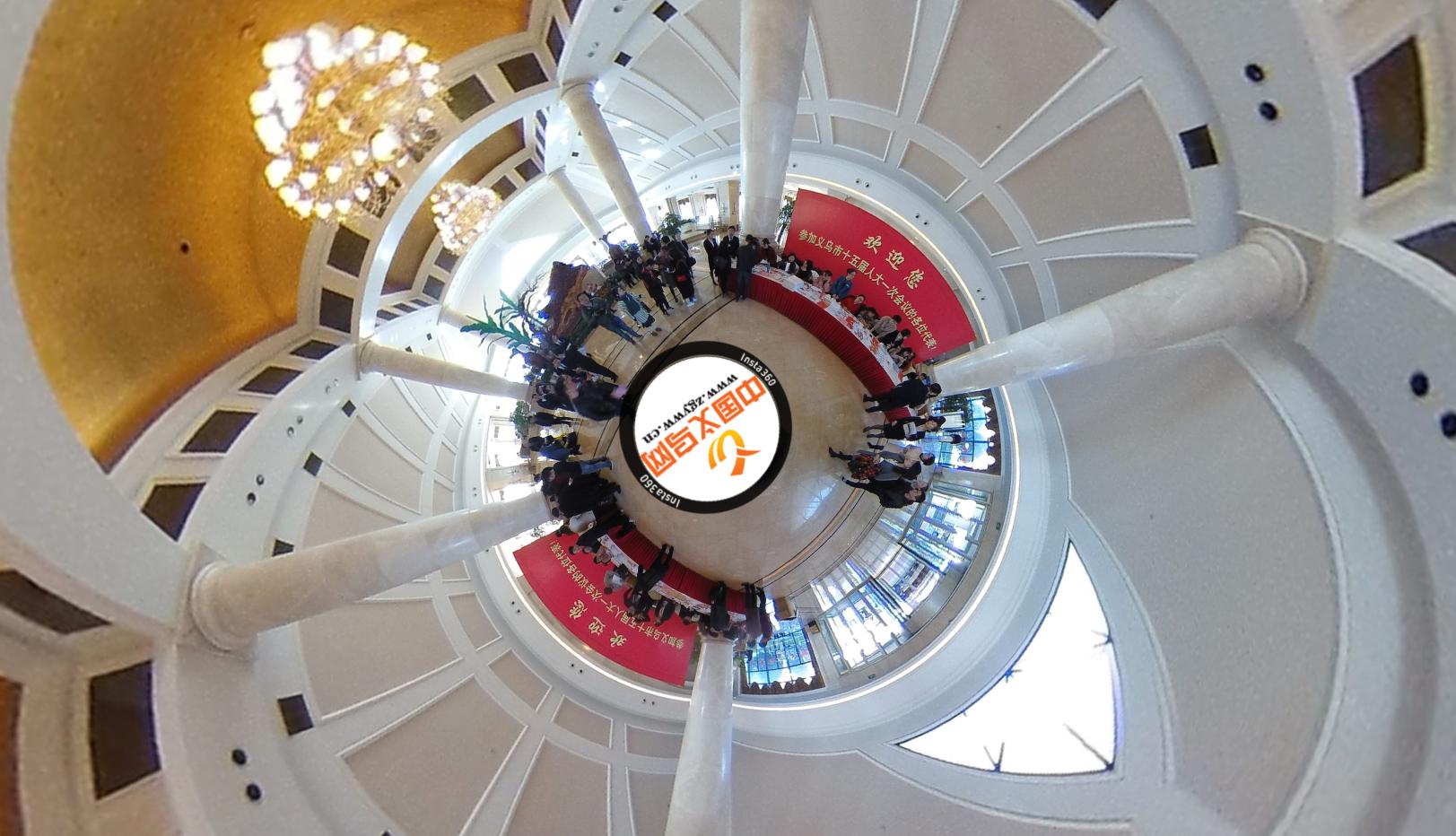 VR直击|义乌市十五届人大一次会议