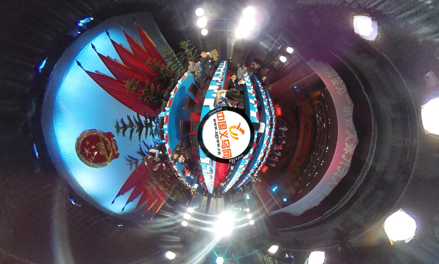 VR直击|义乌市十五届人大一次会议第三次全体会议――宪法宣誓