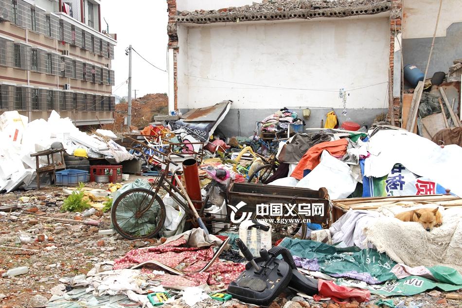 义乌福田街道宗宅村:旧村变新村,环境也需大变样