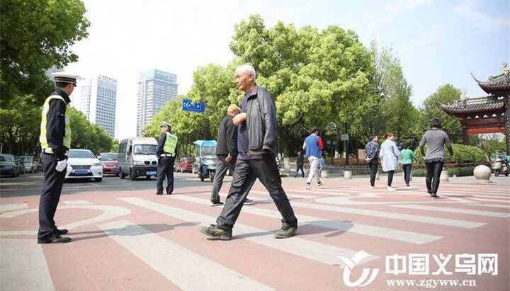 以人民的名义吹响义乌文明出行集结号