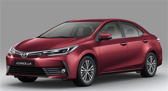 一汽丰田新卡罗拉正式上市 售10.78万起