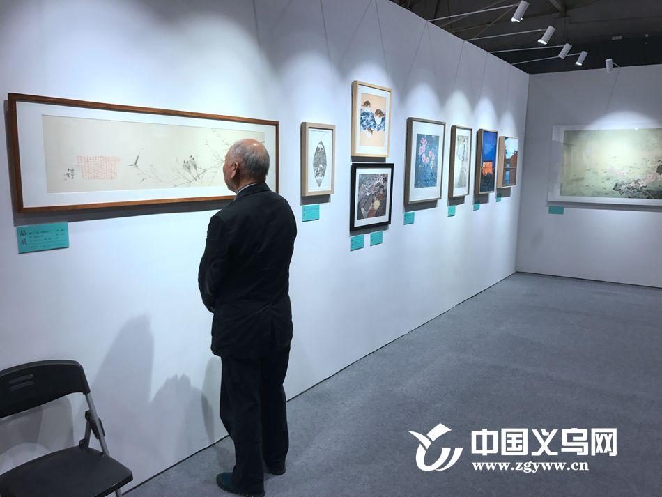 """和""""艺术""""来次约会 中国八大美院优秀作品在义乌聚首"""