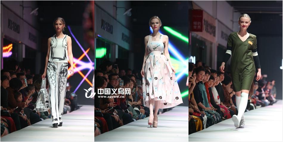 高颜值+大长腿!宾王158文创园上演国际服饰名家设计秀