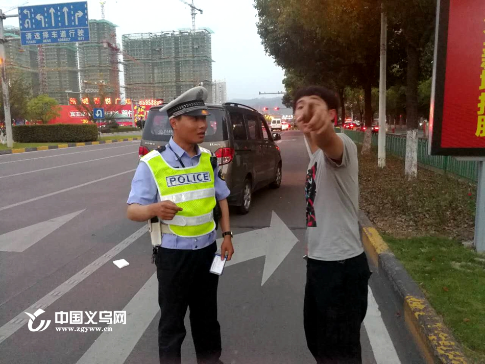 【十八力】义乌交警8分钟极速护送考生 沿途司机纷纷让道
