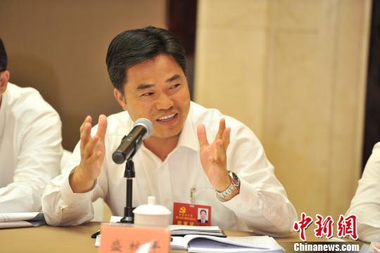 盛秋平:义乌发家和发展都要靠改革开放