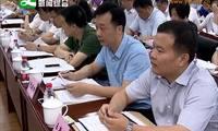 """义乌举行2017年度第一次""""三互三评""""汇报会"""