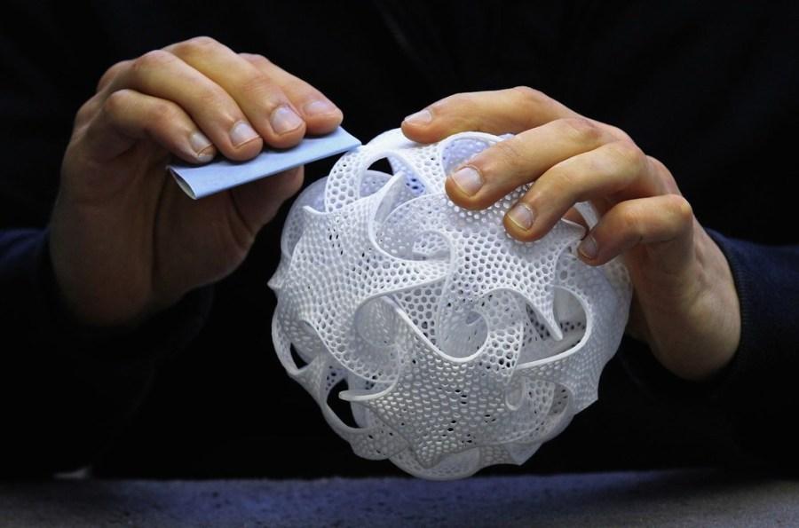 中国增材制造大会来了 月底去杭州国博中心玩3D打印