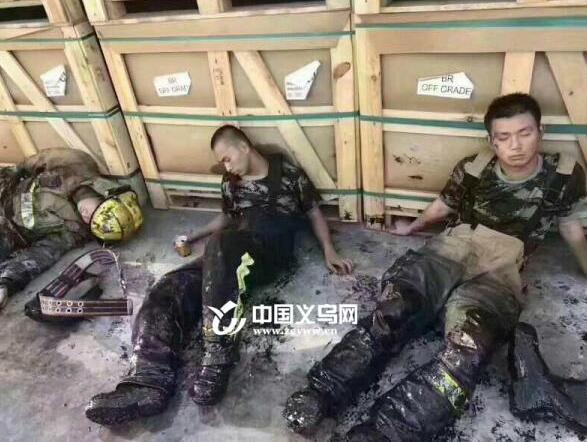义乌一玩具厂着火 夏季仓库如何防火?