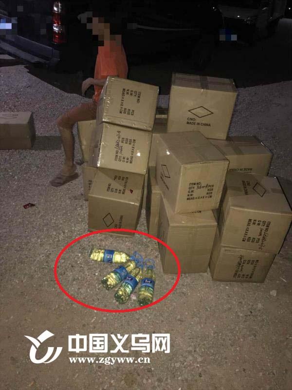 """义乌男子拿着四瓶""""矿泉水""""去讨工资 结果被警察带走......"""