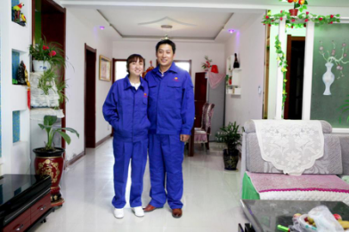 宁夏天元锰业:五年吸纳近万名贫困家庭职工