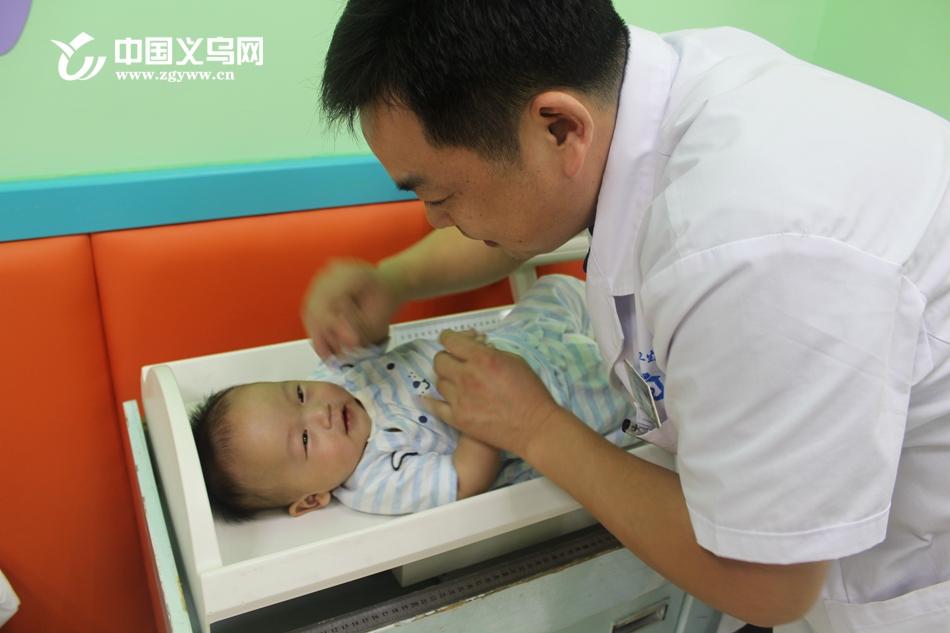 """江东卫生院""""签约儿童服务区""""正式开诊"""