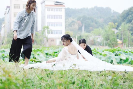 义乌美丽乡村:婚纱摄影好背景