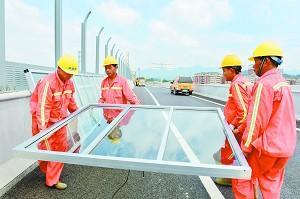 义东高速廿三里互通工程基本完工