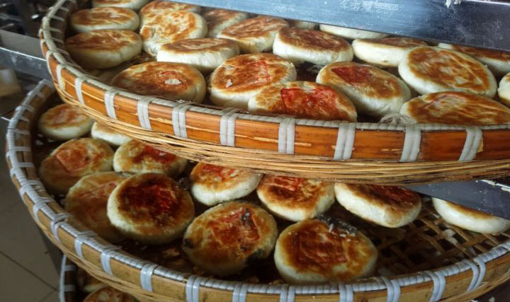 """义乌""""古法月饼""""上市"""