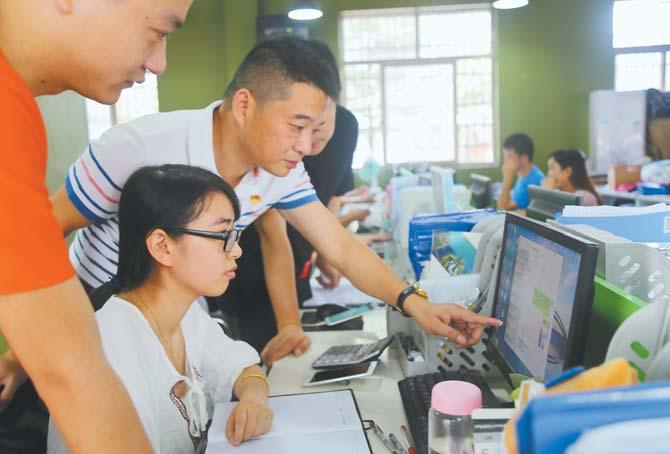 """""""网店第一村""""青岩刘党建工作侧记:党建引领创业创新路"""