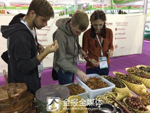 第10届国际森博会义乌开幕 32个国家和地区的1639家企业参展