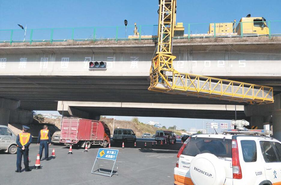 桥梁安全检测