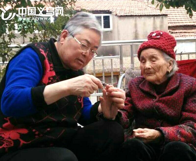 【十八力】孝顺儿媳赵梅碧:我也在慢慢变老婆婆的今天就是我的明天