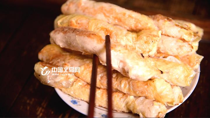 豆皮素包、红�、麻糍……这些义乌冬至美食 你都吃过了吗?