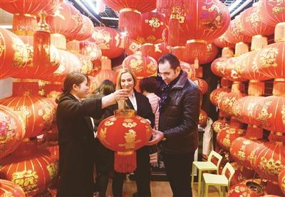 外商钟情中国传统文化