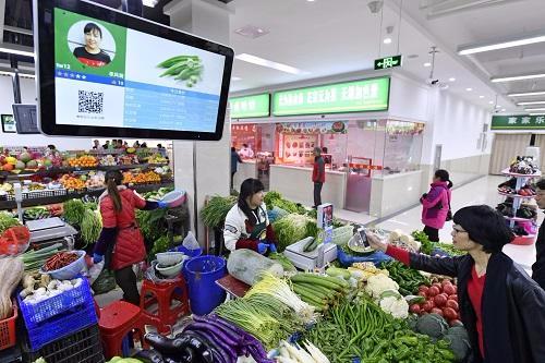 中国率先进入无现金社会 手机当钱包令美国人惊讶