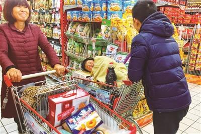 一家超市动迁 一群义乌人不淡定了