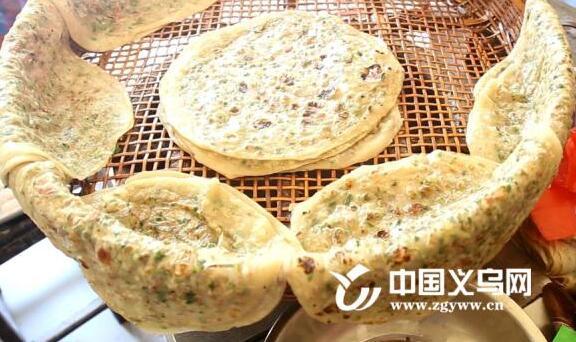 义城年味|何碧莲:传承东河肉饼这块招牌
