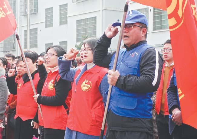 上溪镇志愿者服务中心启用