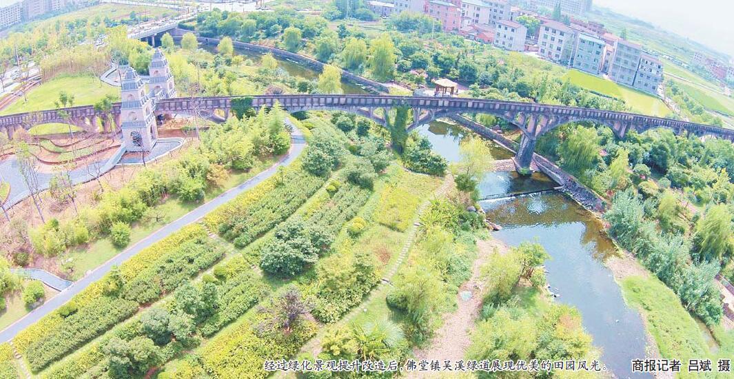 """义乌:城市,因""""绿色""""而更加美好"""