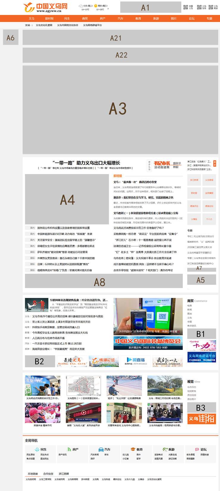 中���x�蹙W2015年�V告刊例