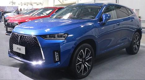 WEY首款插混SUV正式上市 补贴后25.98万元起