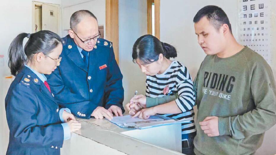 """义乌开展地税服务""""靠前""""活动"""