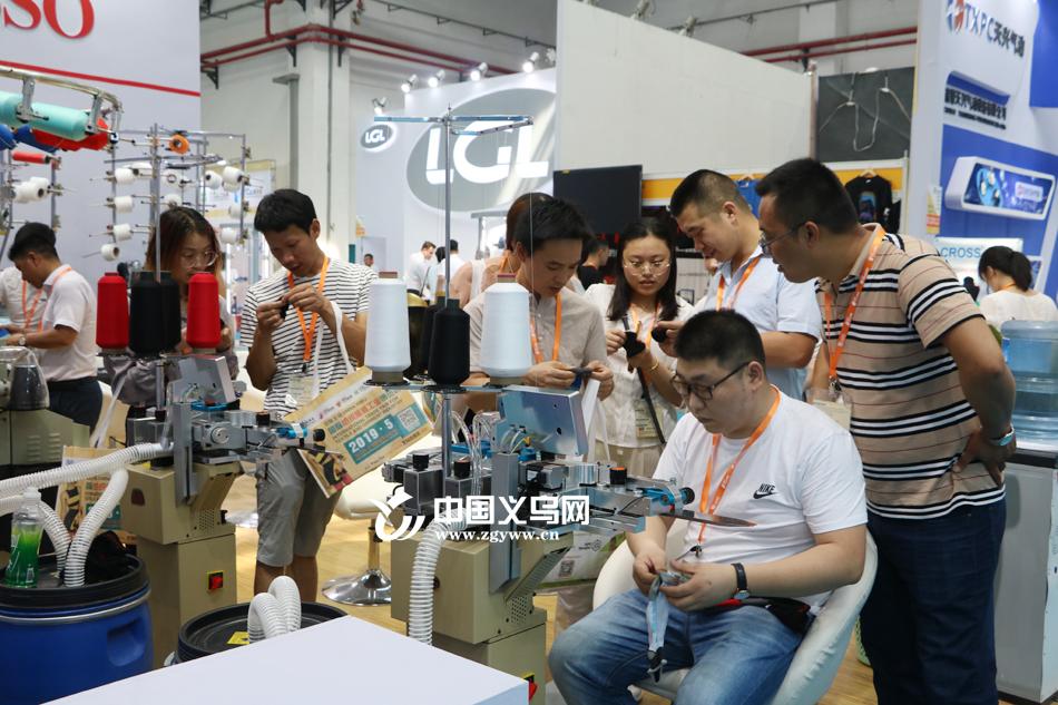 汇聚创新纺织科技 2018义乌纺博会带你领略智能高端生活