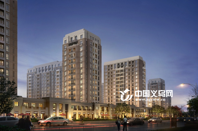 义乌新社区建设再响