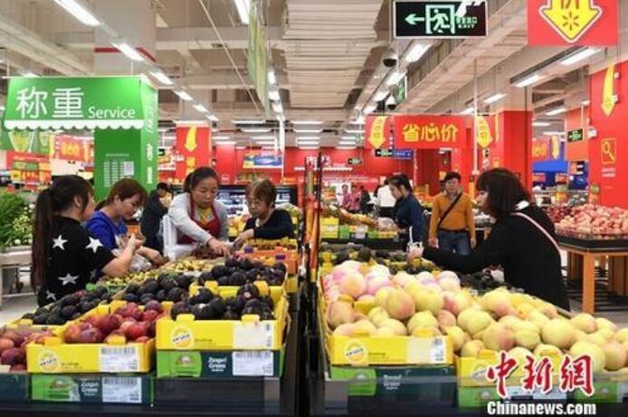 5月份社会消费品零售总额达30359亿元 同比增8.5%
