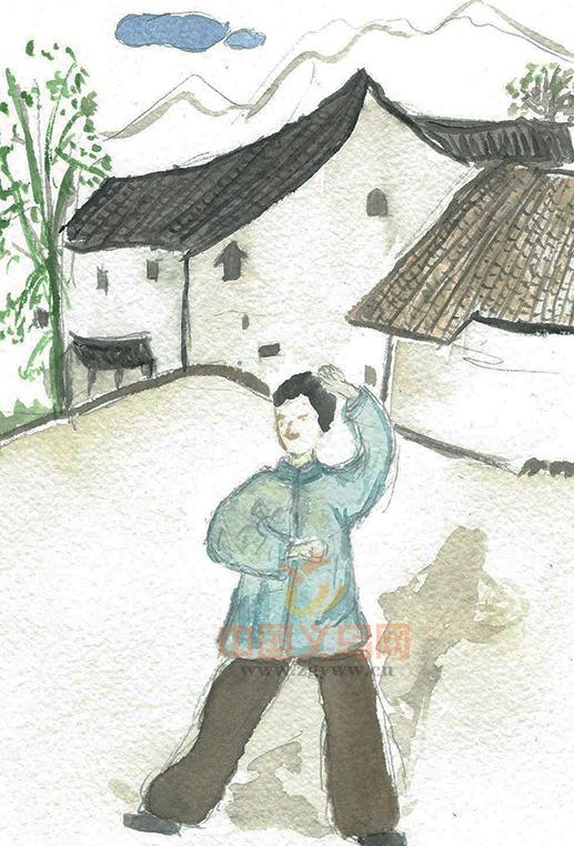望道微故事(1)·义乌:自幼习武 展刚正勇为本色