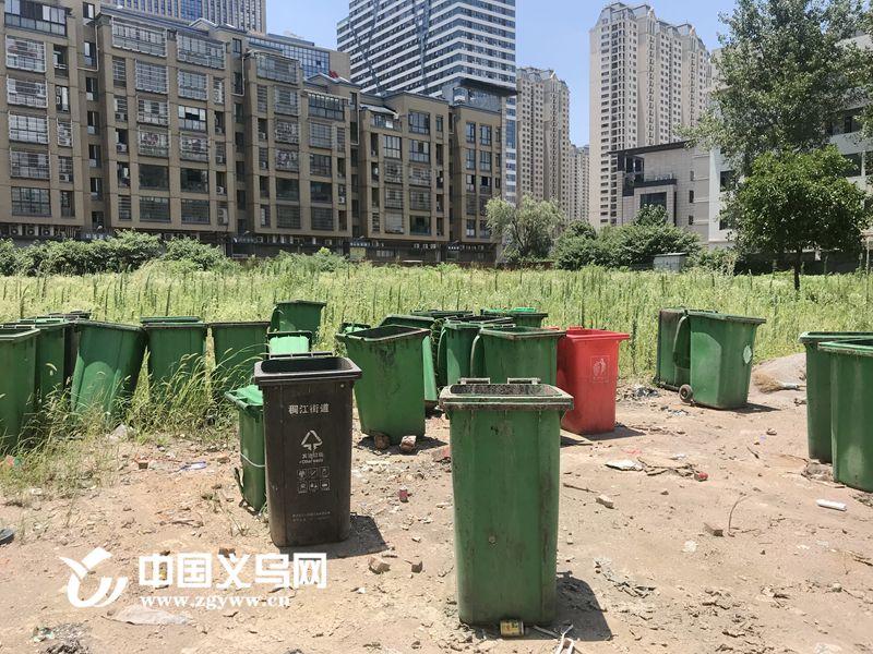 """光鲜城市的另一面 义乌稠江街道一企业环境脏乱""""颜值""""低"""