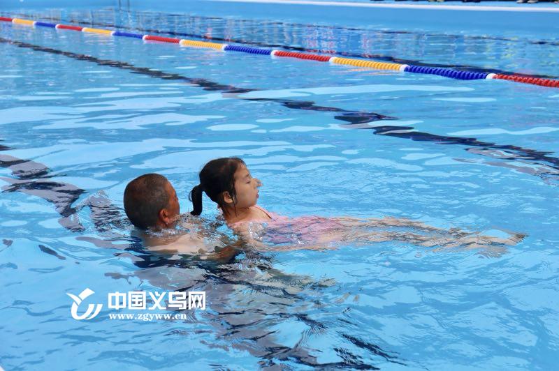 义乌大陈镇启动防溺水教育进校园 让孩子安全度夏