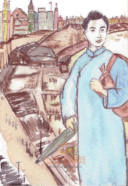 望道微故事(11)·上海:上海大学和中华艺术大学