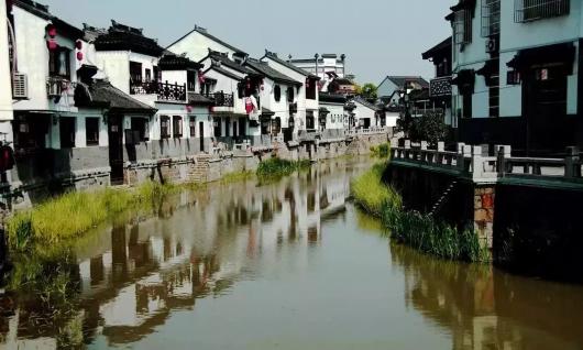 上海这8座美了千百年的古镇,你去过几个?